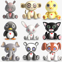 Animal Toys Collection 3
