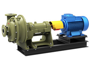 pump centrifugal model