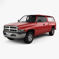 Dodge Ram 1500 Club Cab ST 1999