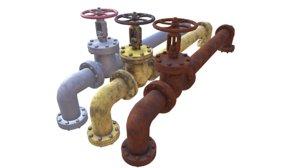 pbr pipeline kit 3D model