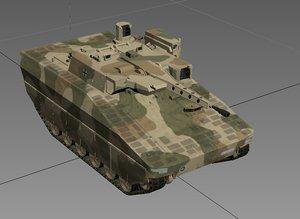 ifv lynx 3D model