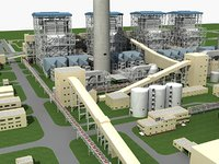 Thermal Electric Power Plant