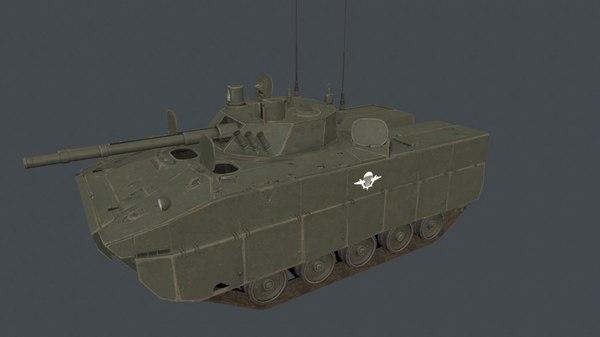 3D model bmd 4m
