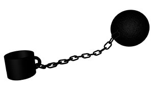 3D dynamic slave chain