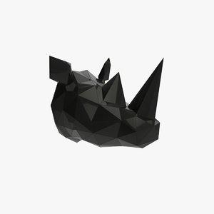 decor sculpture 3D model