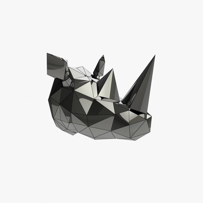decor sculpture 3D