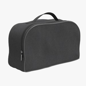 pannier bag 3D model