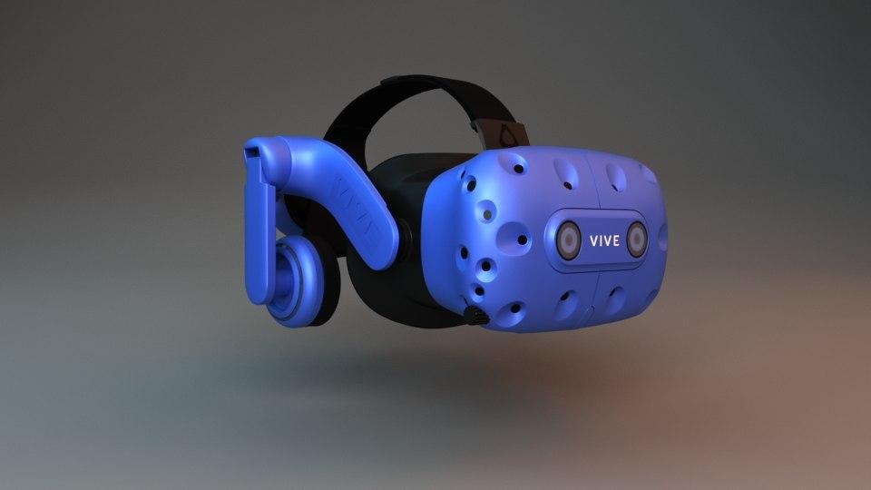 3D vr model