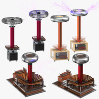 Tesla Coils Collection