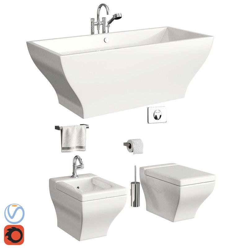 3D bath villeroy boch la