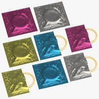 condoms model