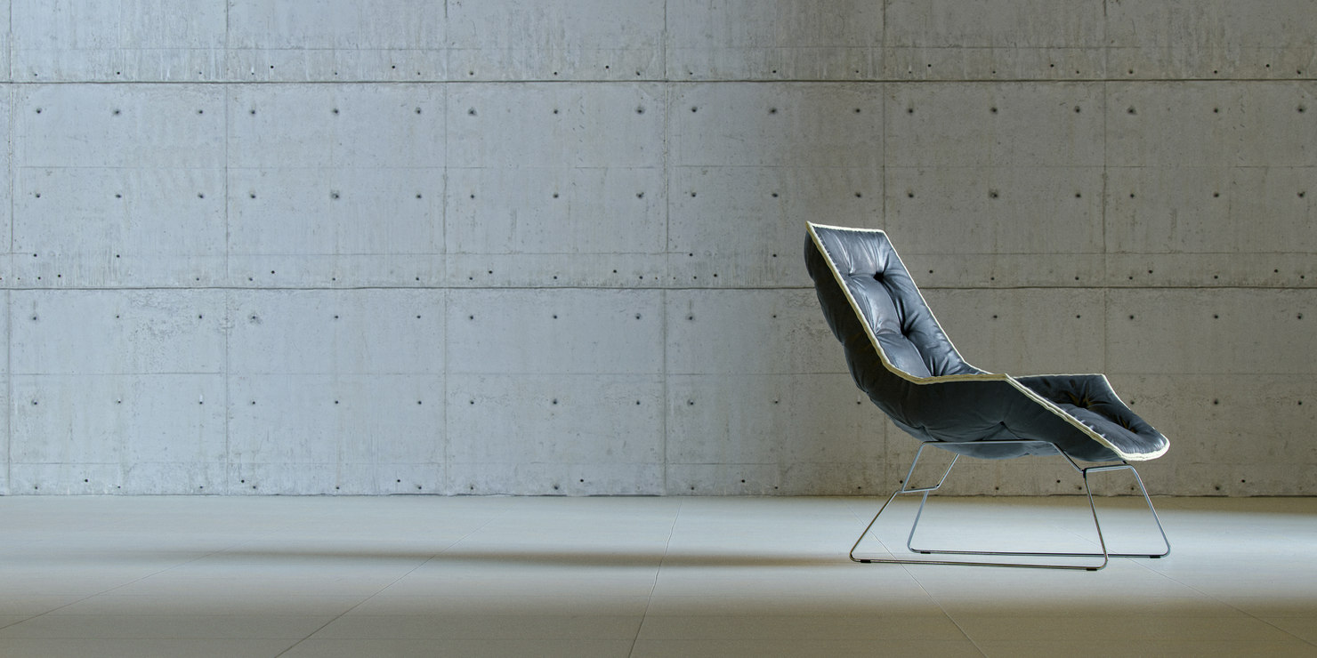 3D maserati lounge chair zanotta