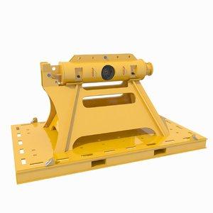 3D subsea uta unit