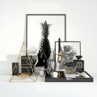 3D decorative set vol2