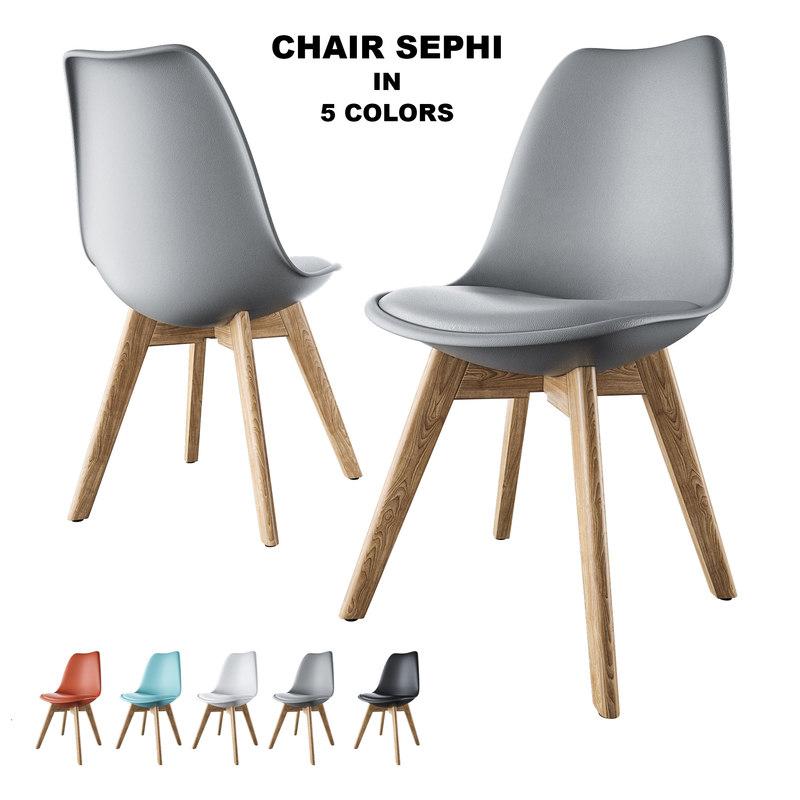 chair sephi model