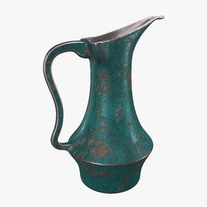 antique jug model