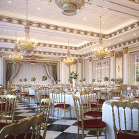 Luxury Wedding Hall