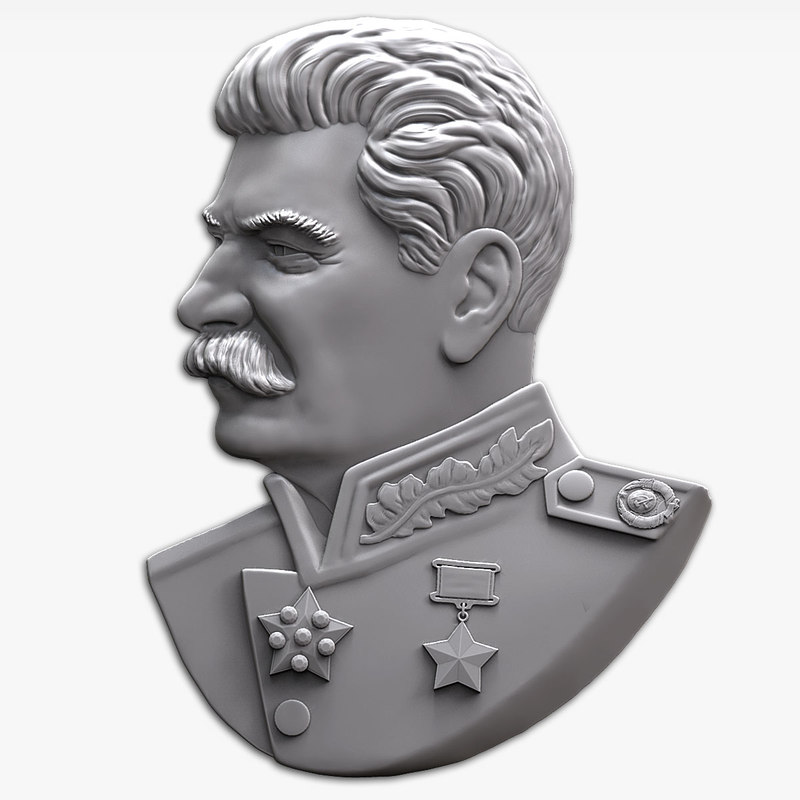 max stalin medallion