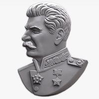 max stalin medallion
