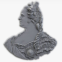 relief Catherine II