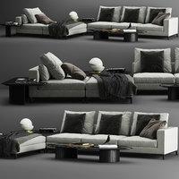 Minotti Andersen Sofa C