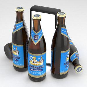3D bier