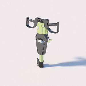 jackhammer sullair mk-250 model