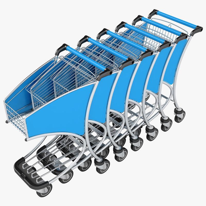 3D airport shopper ng