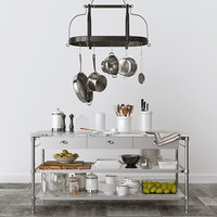 Williams Sonoma  decor set