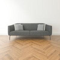 kaiwa lema sofa 3D model