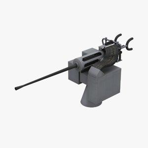 3D m242 bushmaster