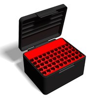 .270 WSM 50pc ammo box