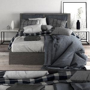 bedroom set model