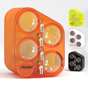 charging station i-charger perla model
