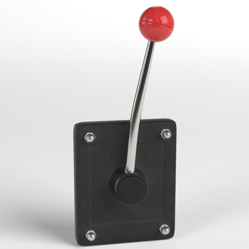 wall mounted lever model