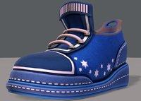 Shoes cartoonV28