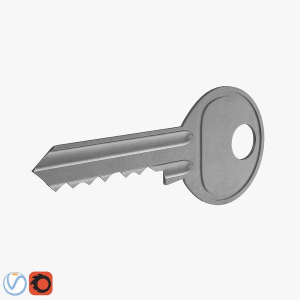 3D model key