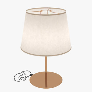 3D lamp light shade
