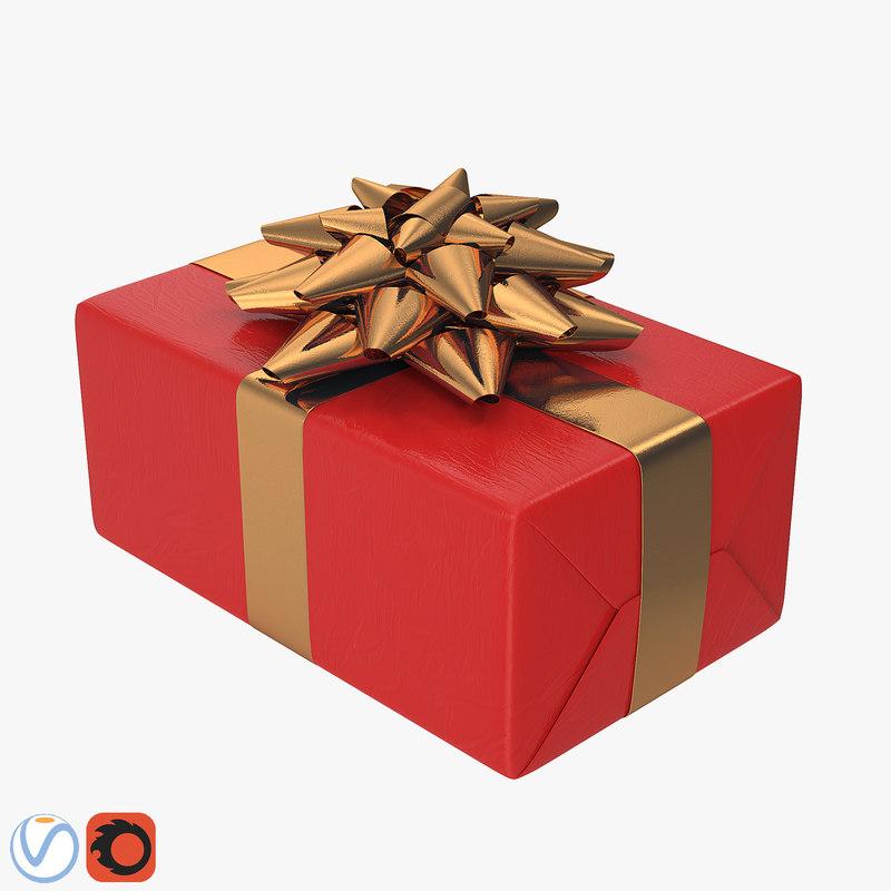 3D model present