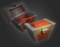 Simple Treasure Chest