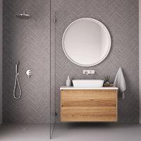 interior tile 3D model