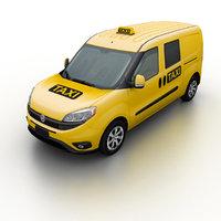 max 2015 fiat doblo taxi