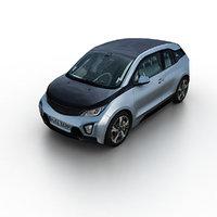 generic hatchback 3d model