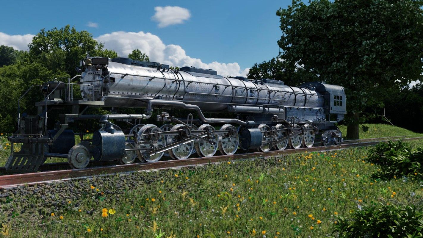 train pbr model