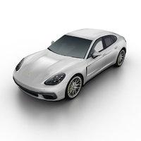 Porsche Panamera eHybrid 2016