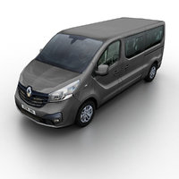 Renault Trafic Sport 2014