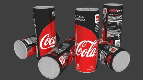 3D coke