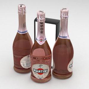 prcr1 alcoholbottle 3D