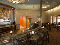 restaurant cafe bar interior render 3D model