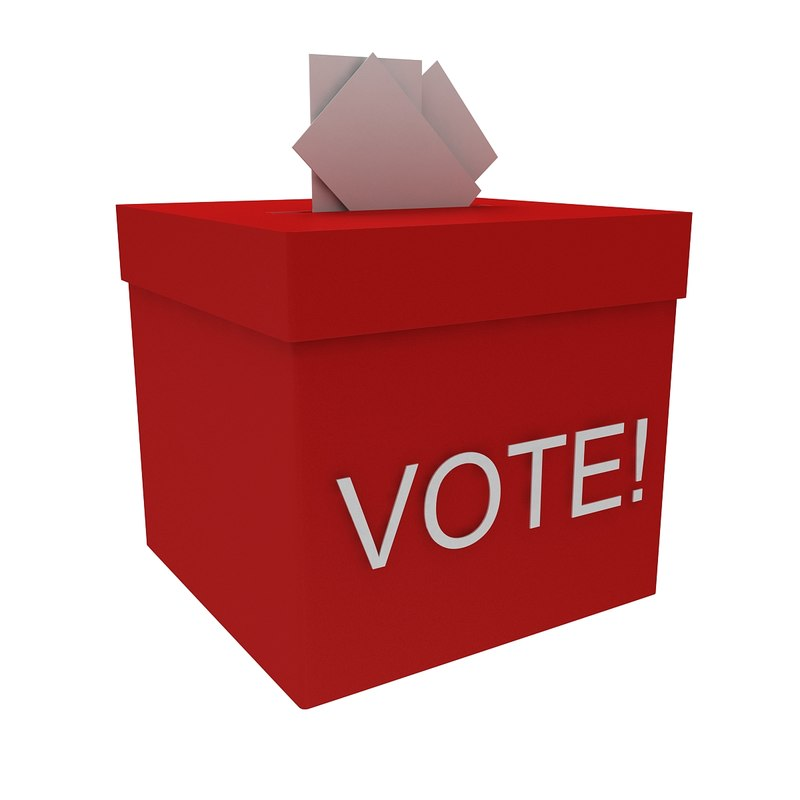 3D box voting - TurboSquid 1348043
